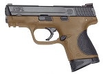 S&W M&P 9c FDE 9mm