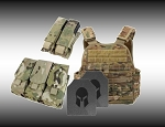 MultiCam Operator Plate Carrier Package