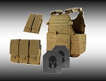 Operator Plate Carrier Package