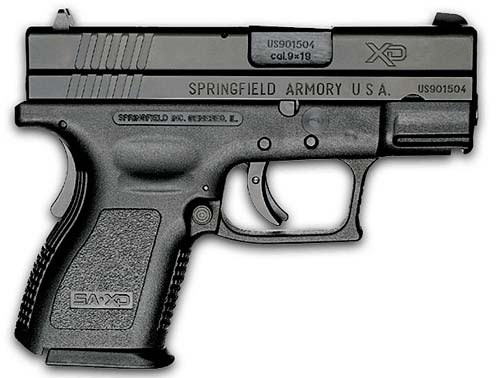SPRINGFIELD ARMORY XD SUB-COMPACT ESSENTIALS PACK 9MM