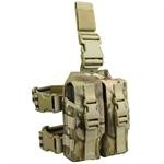 Condor MultiCam Drop Leg M4 Mg Pouch
