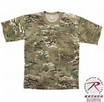 Men's MultiCam T-shirt