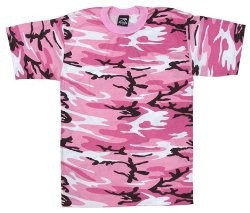 Traditional Pink Camo